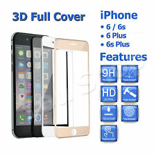 3D Full Tempered Glass Anti Scratch Film Guard Protector For iPhone 6 6S Plus