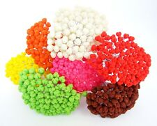 HOT 1000 MIXED CRAY STAMEN POLLEN ARTIFICIAL FLOWER CRAFT WHOLESALE FREE EXPRESS