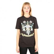 Love Moschino Clothing Women T-shirts Black 74768 Deal BDX