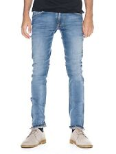 NUDIE JEANS Thin Finn Clear Contrast rrp $239.00 NOW $119.50