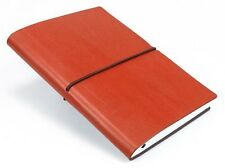CIAK Large 2017 Daily Diary // Orange leather diary