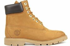 Timberland Mens 6-Inch Basic Waterproof Boot With Padded Collar