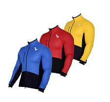 Sparx Cycling Wind Jacket Thermal Winter Cycle Jersey Bike Windproof Jacket Coat
