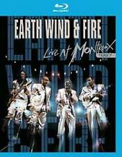Earth, Wind & Fire - Live at Montreux 1997 (Blu-ray Disc, 2009) Devotion Fantasy