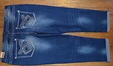 Hydraulic Bailey Low Rise Jeans Juniors Cropped Capri Jean #HYDRAULIC