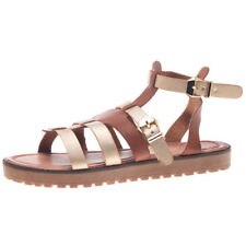 Mooloola Tully Sandals in Brown