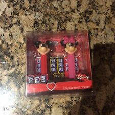 Disney Mickey And Minnie Pez Despenser New In Box