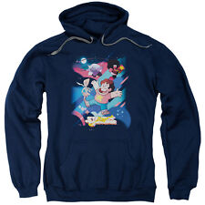 STEVEN UNIVERSE GROUP SHOT Hooded and Crewneck Sweatshirt SM-3XL