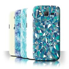 STUFF4 Phone Case/Back Cover for Samsung Galaxy Win Pro/G3812 /Teal Fashion