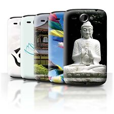 STUFF4 Back Case/Cover/Skin for HTC Wildfire/G8/Inner Peace