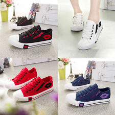 Fashion Men Women Lady Low Top Shoes Casual Canvas Sneaker Breathable Shoes ABLE