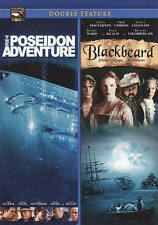 Poseidon Adventure & Blackbeard (DVD) Double Feature Family Movies
