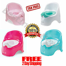 Baby Potty Training Seat Toilet Chair Infant Toddler Kids Bathroom Trainer NEW