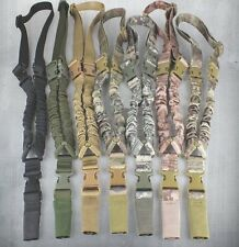 One Single Point Multi Mission Tactical Rifle Elastic Sling Bungee Nylon Strap