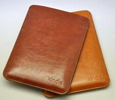 For Amazon Kindle 5 4 3 2 1 Pouch Bag Slim Cover Microfiber Leather Sleeve Case