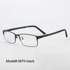 Big sale 5870 full rim metal  myopia eyewear eyeglasses RX optical frames