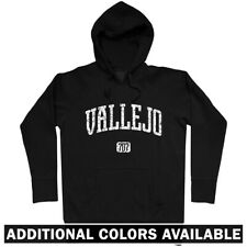Vallejo 707 Hoodie - Hoody Men S-3XL - Gift California Area Code Solano County