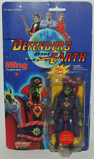 Vinage 1985 Galoob MING The Merciless Figure DEFENDERS OF THE EARTH MIP