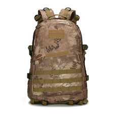 40L Waterproof Military Shoulder Tactical Backpack Hiking Rucksack Trekking Pack