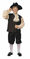 Brand New Colonial Boy Costume, Large