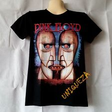 PINK FLOYD T-Shirt The Division Bell Heavy Metal Rock Band Tee Front Back Print