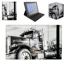 American Trucker Flip Folio Case - fits iPad Air Mini Samsung Galaxy