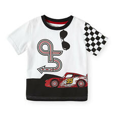 "Disney Baby Cars ""95"" Lightning McQueen Screen Print T Shirt - Kids"