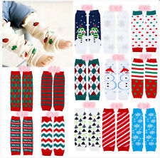 Baby Toddler Girl's Boy's Sweet Soft Leggings Warmer Leg Warmers Knee Long Socks