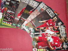 2007/08 LIVERPOOL HOME PROGRAMMES CHOOSE FROM