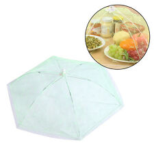 Collapsible Food Cover Protector Mesh Fly Wasp Net Party Picnic Camp BBQ Kitchen