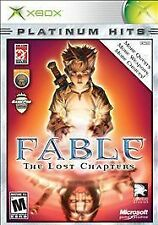 Fable: The Lost Chapters (Platinum Hits) (Microsoft Xbox, 2005) Rated M17+