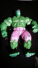 Disney Marvel large 14 inch talking figure Hulk