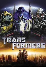 Transformers (DVD, 2007) New - Never Viewed