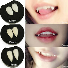Bloodcurdling Vampire Werewolves Fangs Fake Dentures Teeth Costume Halloween CH