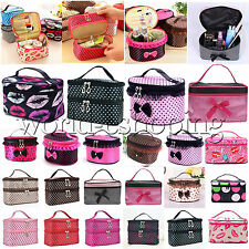 Make Up Case Multifunction Travel Organizer Toiletry Cosmetic Holder Bag Pouch