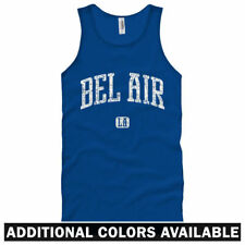 Bel Air Los Angeles Unisex Tank Top - Men Women XS-2X - Gift Fresh Prince LA CA