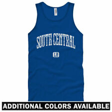 South Central Los Angeles Unisex Tank Top - Men Women XS-2X - LA Florence Watts