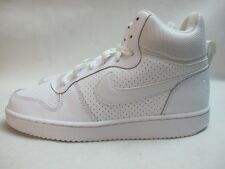 Mens Nike Son Of Force Hi Top White Trainers