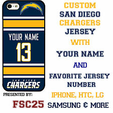 San Diego Chargers NFL Phone Case Cover for iphone 7 iphone 6 iphone 5 ipod 5