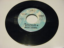 45rpm Just what the Dr Ordered Becky Hobbs