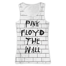 PINK FLOYD - THE WALL - OFFICIAL WOMENS VEST (T SHIRT)