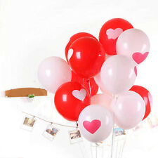 "10PCS 12""  Helium Wedding/Birthday Latex Balloons Party Decoration Heart Love"
