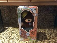 Ideal Offical Smokey The Bear New In Box