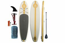 """Stand Up Paddle Board Inflatable Bright Blue 10'2"""" & 9'6"""" & 8'3"""" With Bag"""