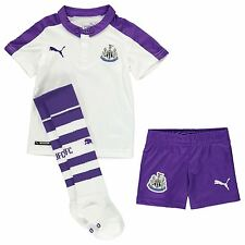 Puma Newcastle United 3rd 2016 2017 Mini Kit Child Football Soccer Jersey Shorts