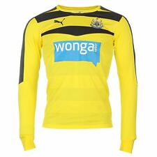 Puma Newcastle United FC Home Jersey 2015 2016 Goalkeeper Mens Football Soccer