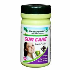 Planet Ayurveda 100% Natural Gum Care Powder Maintain For Healthy Gums 100Gm
