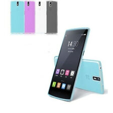 Ultra Thin Soft Silicone Matte TPU Clear Case Cover Skin For OnePlus One