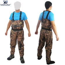Useful Waterproof Chest Wader Fly Fishing Stocking Wader Affordable Breathable