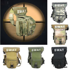 HOT Sale!!! SWAT Multiduty Outdoor Leg Drop Utility Bag Thigh Pack Fanny Pack